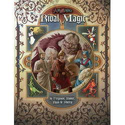 Ars Magica 5th ed: Rival Magic