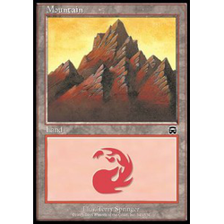 Magic löskort: Mercadian Masques: Mountain