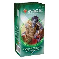 Magic The Gathering: Challenger Deck 2020 Flash of Ferocity