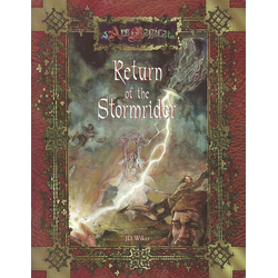 Ars Magica 4th Ed: Return of the Stormrider