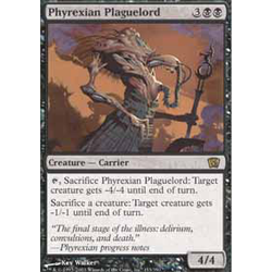 Magic löskort: 8th Edition: Phyrexian Plaguelord