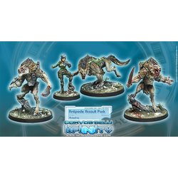 Ariadna - Antipode Assault Pack (Box of 4)