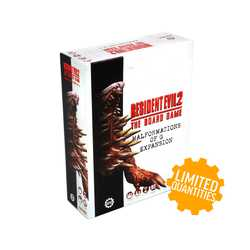 Resident Evil 2: The Board Game – Malformations of G Core Game Expansion