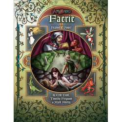 Ars Magica 5th ed: Realms of Power - Faerie