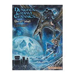 Dungeon Crawl Classic Nr.71 The 13th Skull