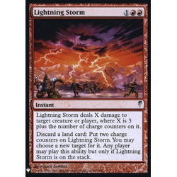 Magic löskort: Mystery Booster: Lightning Storm (Foil)