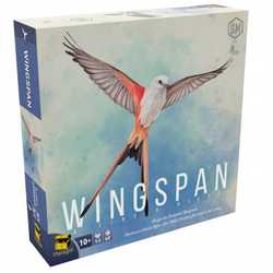 Wingspan 2nd Edition (eng. regler)