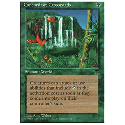 Magic löskort: Chronicles: Concordant Crossroads