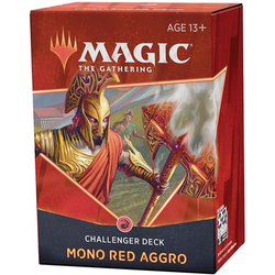 Magic The Gathering: Challenger Deck 2021 Mono Red Aggro