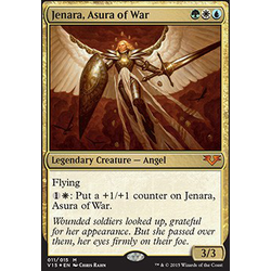 Magic löskort: Angels: Jenara, Asura of War