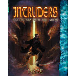 Mage: The Awakening: Intruders, Encounters with the Abyss, Inbunden