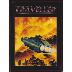 Traveller T4: Core Rulebook
