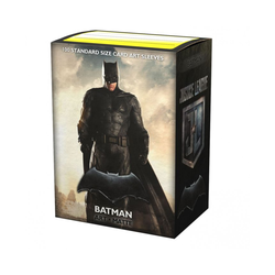 "Card Sleeves Standard Art ""Justice League - Batman"" 63x88mm (100 in box) (Dragon Shield)"