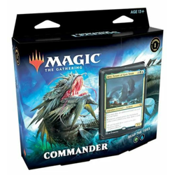 Magic The Gathering: Commander Legends Commander Deck Reap the Tides