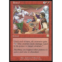 Magic löskort: Mercadian Masques: Brawl