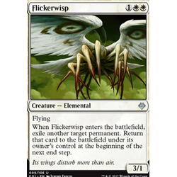 Magic löskort: Archenemy: Nicol Bolas: Flickerwisp