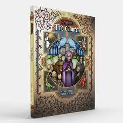 Ars Magica 5th ed: The Church