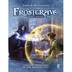 Frostgrave: Core Rulebook (2nd Edition)