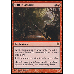 Magic löskort: Shards of Alara: Goblin Assault