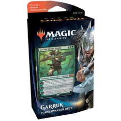 Magic The Gathering: Core 2021 Planeswalker Deck - Garruk (green)