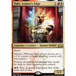 Magic löskort: Guilds of Ravnica: Tajic, Legion's Edge