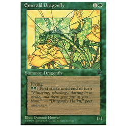 Magic löskort: Chronicles: Emerald Dragonfly