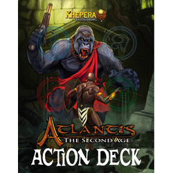 Atlantis: Action Deck