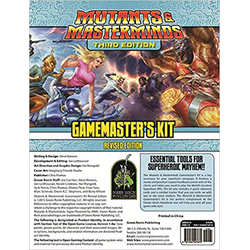 Mutants & Masterminds: Gamemaster's Kit