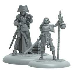 Blacksmiths's Guild: Culverin, the Silver Admiral & Cutlass, Sly Privateer