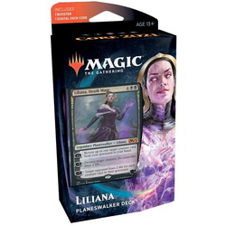 Magic The Gathering: Core 2021 Planeswalker Deck - Liliana (black)