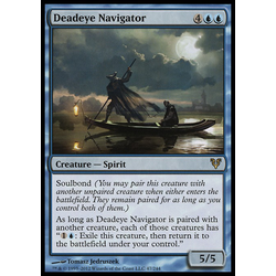 Magic löskort: Avacyn Restored: Deadeye Navigator
