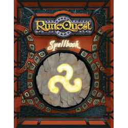 RuneQuest: Spellbook (Softback)