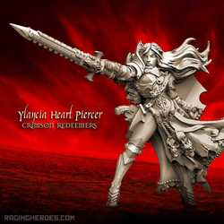 Sisters of Eternal Mercy: Ylancia Heart Piercer