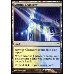 Magic löskort: Dissension: Azorius Chancery