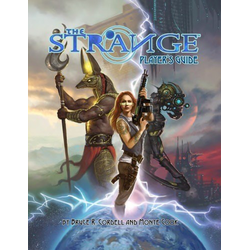 The Strange RPG: Players Guide