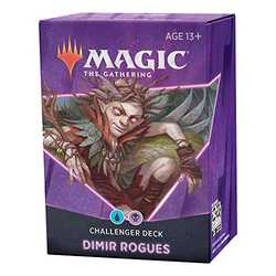 Magic The Gathering: Challenger Deck 2021 Dimir Rogues
