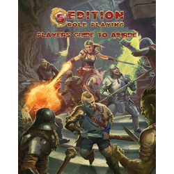 5th Edition Adventures: Player's Guide to Aihrde