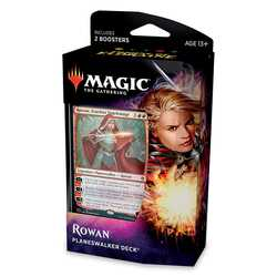 Magic The Gathering: Throne of Eldraine Planeswalker Deck - Rowan
