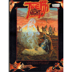Ars Magica 3rd ed: Twelfth Night