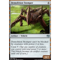 Magic löskort: Kaladesh: Demolition Stomper (foil)