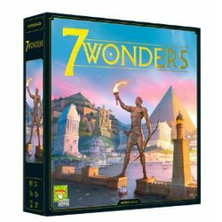 7 Wonders (2nd ed, eng. regler)
