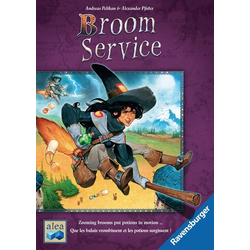 Broom Service: the Board Game