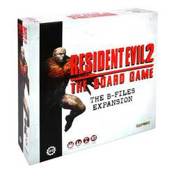 Resident Evil 2: The Board Game – B-Files