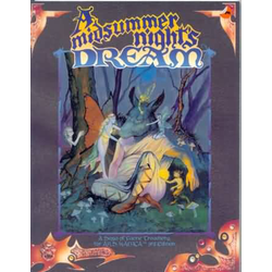 Ars Magica 3rd ed: A Midsummer Night's Dream