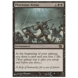 Magic löskort: 8th Edition: Phyrexian Arena
