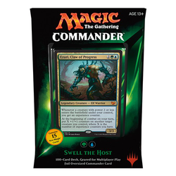 Magic The Gathering: Commander Deck 2015 Swell the Host