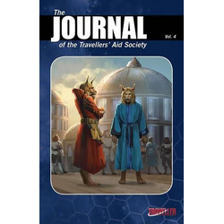 Traveller 4th ed: Journal of the Travellers Aid Society - Vol. 4