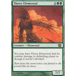 Magic löskort: 8th Edition: Thorn Elemental