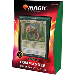 Magic The Gathering: Ikoria Commander Deck 2020 Enhanced Evolution