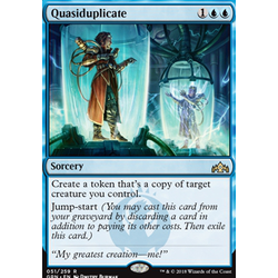 Magic löskort: Guilds of Ravnica: Quasiduplicate